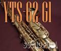 YAMAHA YTS-62 G1Neck TENOR テナーサックス
