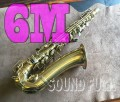 C.G.CONN 6M Naked lady 26万番台 リラッカー アルトサックス