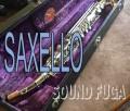 KING SAXELLO サクセロ ソプラノサックス 美品