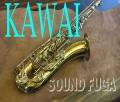 B&S (KAWAI) ドイツ製 テナーサックス