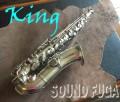 KING Voll-True SP 1929年製 初期ヴィンテージ アルトサックス