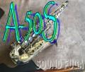 YANAGISAWA A-50S 銀メッキ アルトサックス 良品