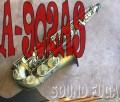 ◆スプリングセール◆CADESON A-902AS High-F#キー付 アルトサックス 新古品