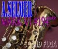 A.SELMER MARK VI 19万番台 オリジナルラッカー アルトサックス 委託品