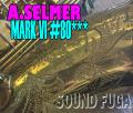 A.SELMER MARK VI 80千番台 オリジナルラッカー テナーサックス