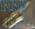 YAMAHA YAS-82Z SATIN SILVER 限定モデル G1ネック アルトサックス 美品