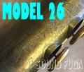 SELMER MODEL26  金メッキ 希少ソプラノサックス