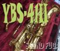 ★Spring Sale★ YAMAHA YBS-41II バリトンサックス 良品