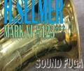 ★決算セール★ H.SELMER MarkVI 12万番台 彫刻付 オリジナルラッカー テナーサックス