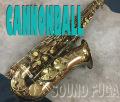 CANNONBALL AVR-E-L Vintage Reborn  アルトサックス