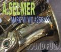 ★決算セール★ A.SELMER MARK VII 26万番台 オリジナルラッカー90% アルトサックス