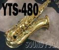 YAMAHA YTS-480 現行 モデル テナーサックス 美品