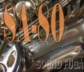 ★決算セール★ H.SELMER SA-80シリーズ1  彫刻付  35万番 アルトサックス