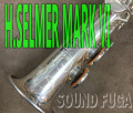 H.SELMER MARK VI  希少銀メッキ 彫刻付き 20万番台 ソプラノサックス