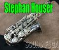 Stephanhouser BLACK  ALTO アルトサックス