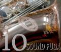 iO TS- 1085GLS  ピンクゴールド テナーサックス