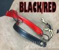 ★赤黒★ちょうどいい長さ★-NEW 首を守るサックス・ストラップ