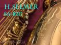 H.Selmer SA-80II W/E 70万番 バリトンサックス