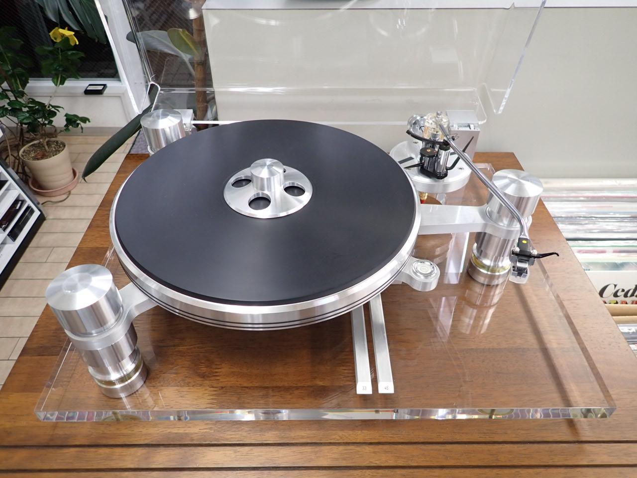 [中古] ORACLE DELPHI MK5 UP-4 アナログプレーヤー