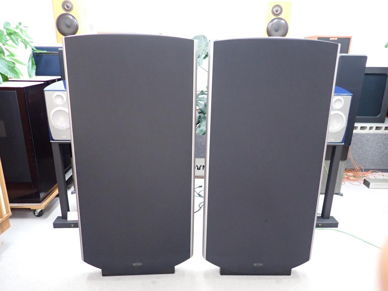 [中古] QUAD ESL2905 エレクトロスタティック型スピーカーシステム ペア