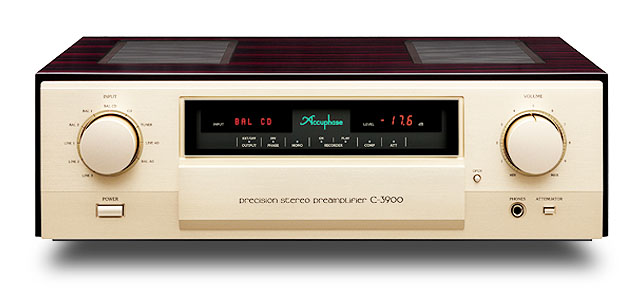 Accuphase アキュフェーズ C-3900 プリアンプ 創立50周年記念モデル