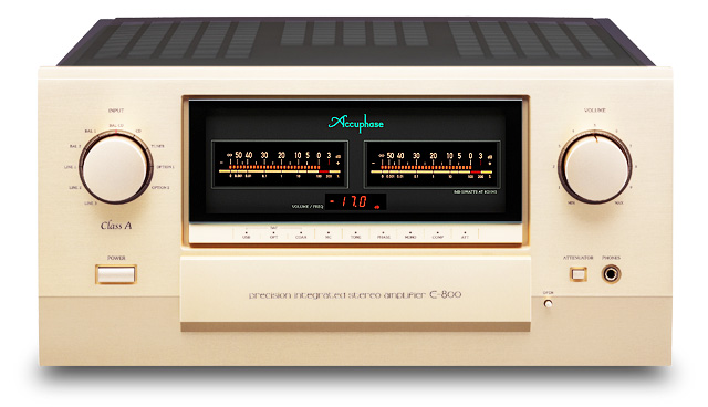 Accuphase アキュフェーズ E-800 インテグレーテッド・アンプ