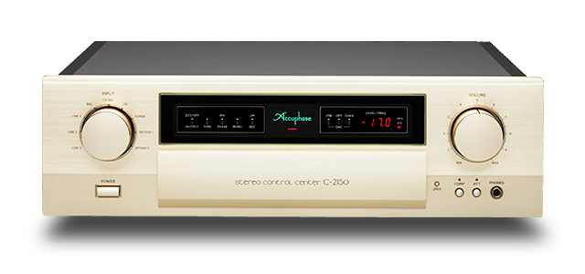 Accuphase アキュフェーズ C-2150 プリアンプ