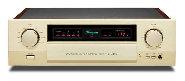 Accuphase アキュフェーズ C-2450 プリアンプ