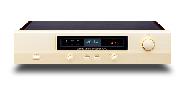 Accuphase アキュフェーズ C-47 フォノイコライザー