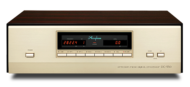 Accuphase アキュフェーズ DC-950 ディジタル・プロセッサー