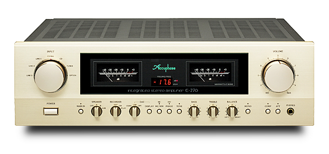 Accuphase アキュフェーズ E-270 インテグレーテッド・アンプ