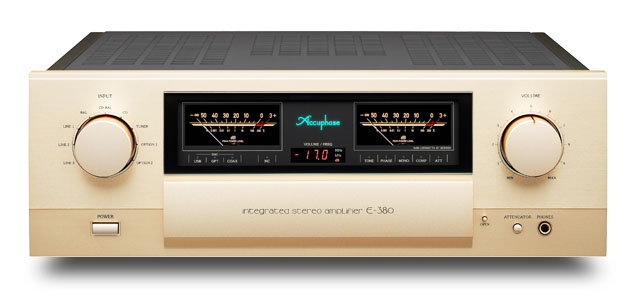 Accuphase アキュフェーズ E-380 プリメイン・アンプ