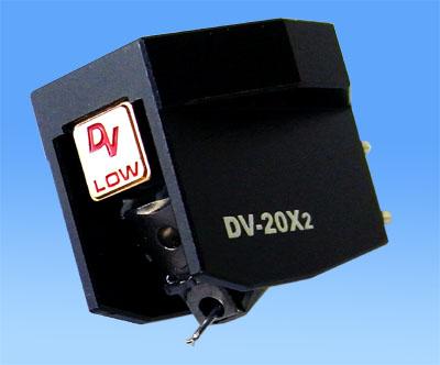 Dynavector ダイナベクター 高出力MCカートリッジ DV 20X2 H