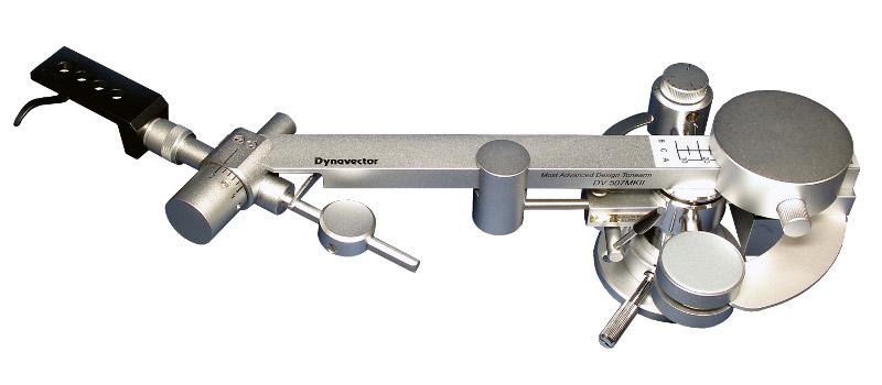 Dynavector ダイナベクター DV-507MkII 電磁粘性・質量分離型・ダイナミックバランストーンアーム