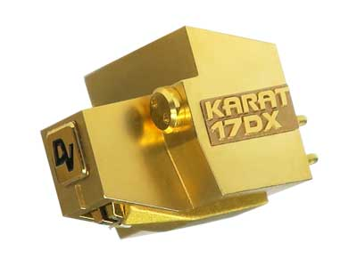 Dynavector ダイナベクター KARAT 17DX MCカートリッジ