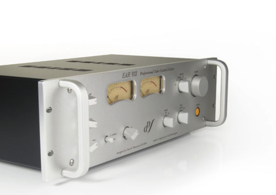 EAR 912 最高級プロ仕様プリアンプ Silver 特注品