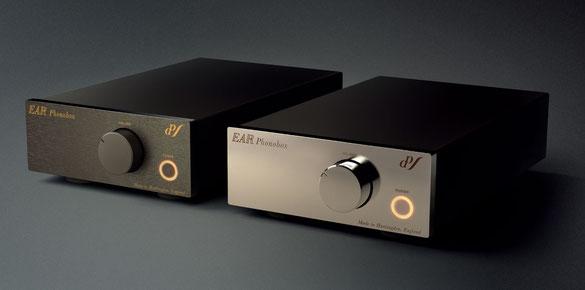 EAR Phonobox 管球式フォノイコライザー
