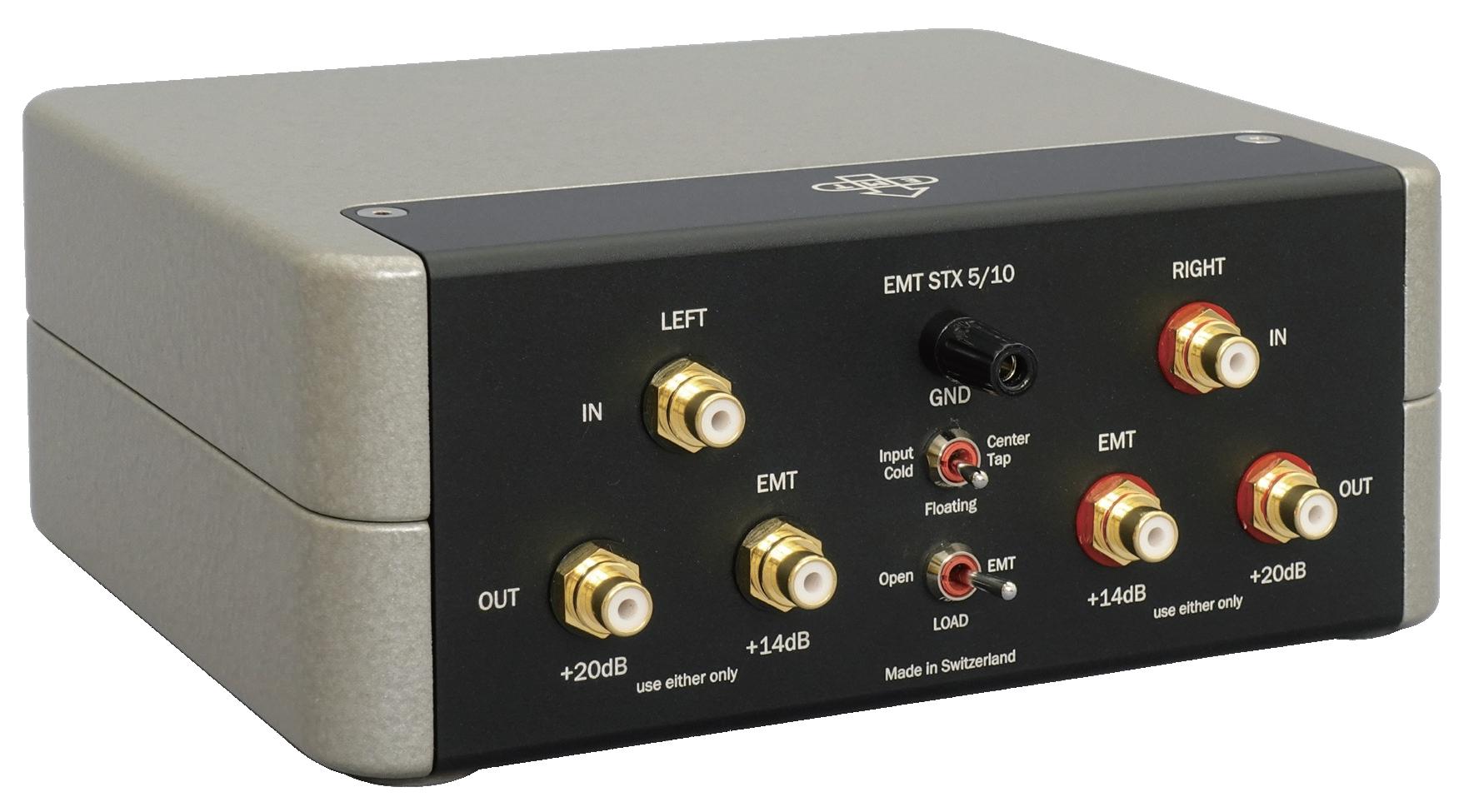 EMT STX 5/10 ステップアップトランスフォーマー