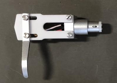 FIDELIX フィデリックス MITCHAKU-A(アルミニウム) HEAD SHELL 世界初の密着セラミックヘッドシェル 自重14g