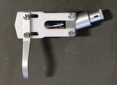 FIDELIX フィデリックス MITCHAKU-W(SAEC WE-8000/ST用) HEAD SHELL 世界初の密着セラミックヘッドシェル 自重14g 限定品