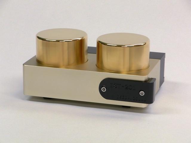 IKEDA SOUND Labs イケダ・サウンド・ラボズ 低インピーダンスMC型カートリッジ用ステップアップトランス IST-201