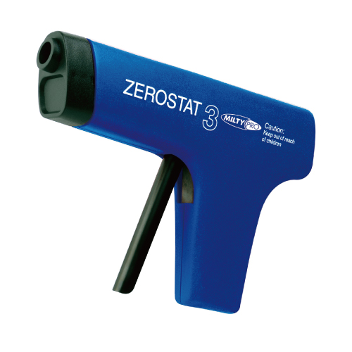 MILTY ミルティ Zerostat3 ゼロスタット3 静電気除去ピストル