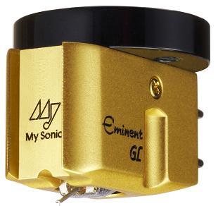 【送料無料】My Sonic Lab マイソニックラボ Eminent GL 超低インピーダンス型MCカートリッジ