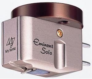 【送料無料】My Sonic Lab マイソニックラボ Eminent Solo 超低インピーダンス型MCカートリッジ