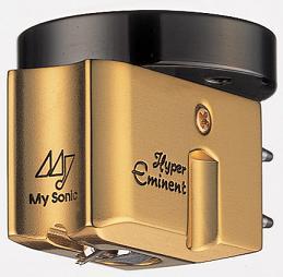 【送料無料】My Sonic Lab マイソニックラボ Hyper Eminent 超低インピーダンス型MCカートリッジ
