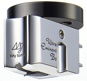 【送料無料】My Sonic Lab マイソニックラボ Ultra Eminent Bc 超低インピーダンス型MCカートリッジ