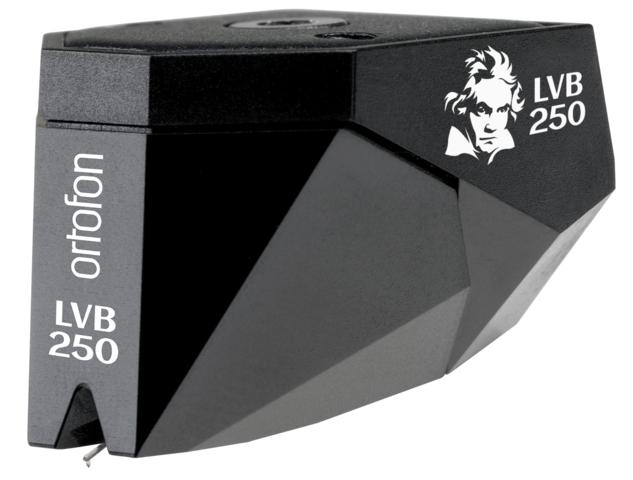 Ortofon オルトフォン 2M Black LVB 250 MMカートリッジ Made in Denmark