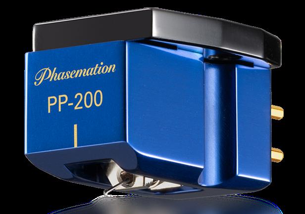 Phasemation フェーズメーション PP-200 MCカートリッジ 日本製