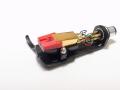 CHUDEN 中電 MG-2805G ヘッドシェル HC-001付 MMステレオカートリッジ 丸針