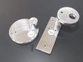 [中古] Acoustic Solid アコースティックソリッド Solid Machine用 ロング&ショートアーム用マウントベース・セット